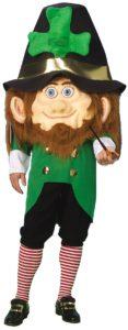 St. Pat's Big Head costume