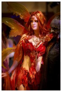 Labyrinth Masquerade Ball Faerie