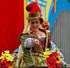 Ren Faire Queen costume