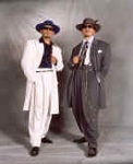 Zoot Suits for Halloween