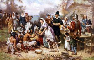 first-thanksgiving