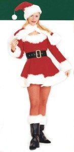 miss-christmas santa