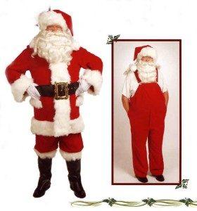 christmas overalls-santa