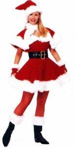 sexy-miss- christmas santa