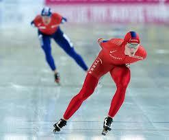 Speed skating Winter Olympics