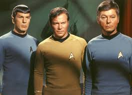 Star Trek convention Captain Kirk