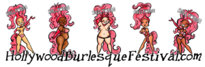 Hollywood Burlesque Festival costumes and accessories