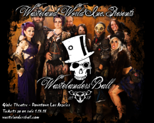 Wastelanders Ball