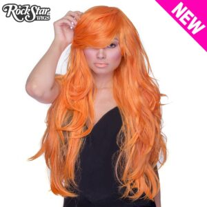 "Wigs Hologram 32"" Pumpkin Mix"