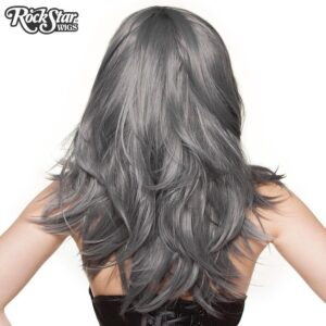 "Wigs Hologram 22"" Dark Grey Mix"