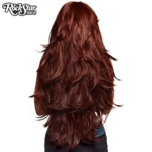 "Wigs Hologram 32"" Chocolat Brown"