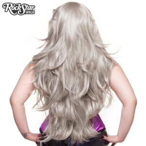 "Wigs Hologram 32"" Silver"