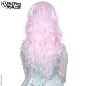 Wigs Countess PINQUE Pink Fade