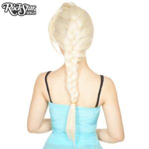 Wigs Elsa Inspired Back