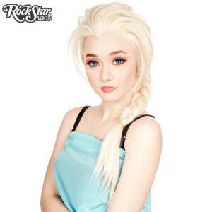 Wigs Elsa Blonde