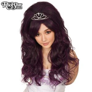 Wigs Countess VIOLETTE Black Plub Mix