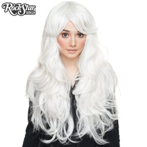 "Wigs Hologram 32"" White"