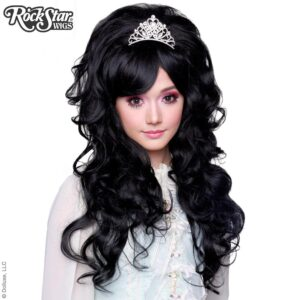 Wigs Countess NOIR Black