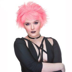 Wig Sassi Bubblegum Pink