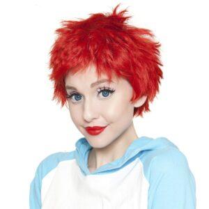 Wigs Sassi True Red