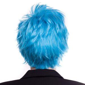 Wig Sassi Turquoise