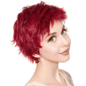 Wig Sassi Bodacious Red