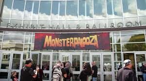 Monsterpalooza Entrance