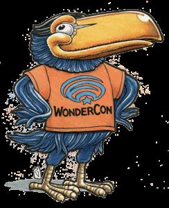 WonderCon Toucan w.TShirt