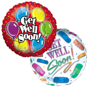 Get Well Occasion Balloons