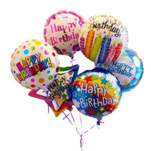 Birthday Occasion Balloons